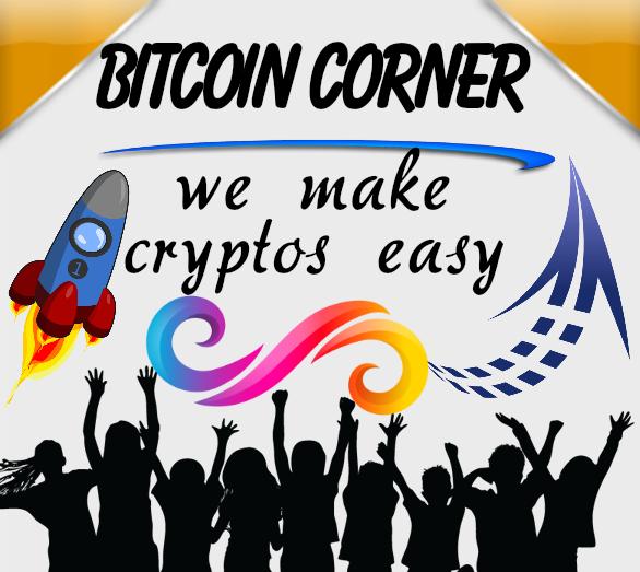 Bitcoin Corner ICO Start